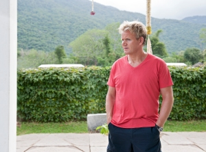 Michelin-starred Chef Gordon Ramsay