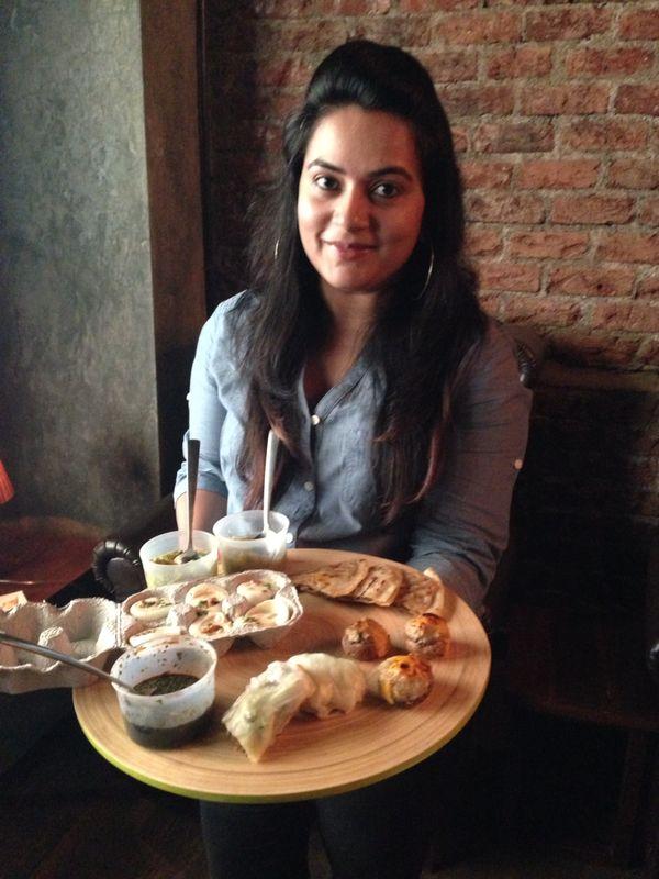 Bhakti Mehta - The Little Food Co
