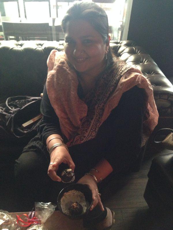 Shivani - The Odd hour kitchen
