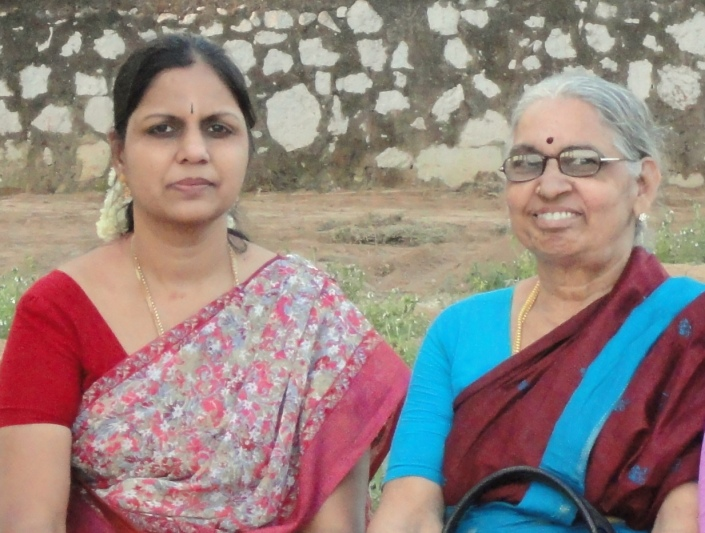 Amma and kalpana