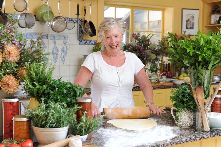 Australia's culinary queen...Maggie Beer