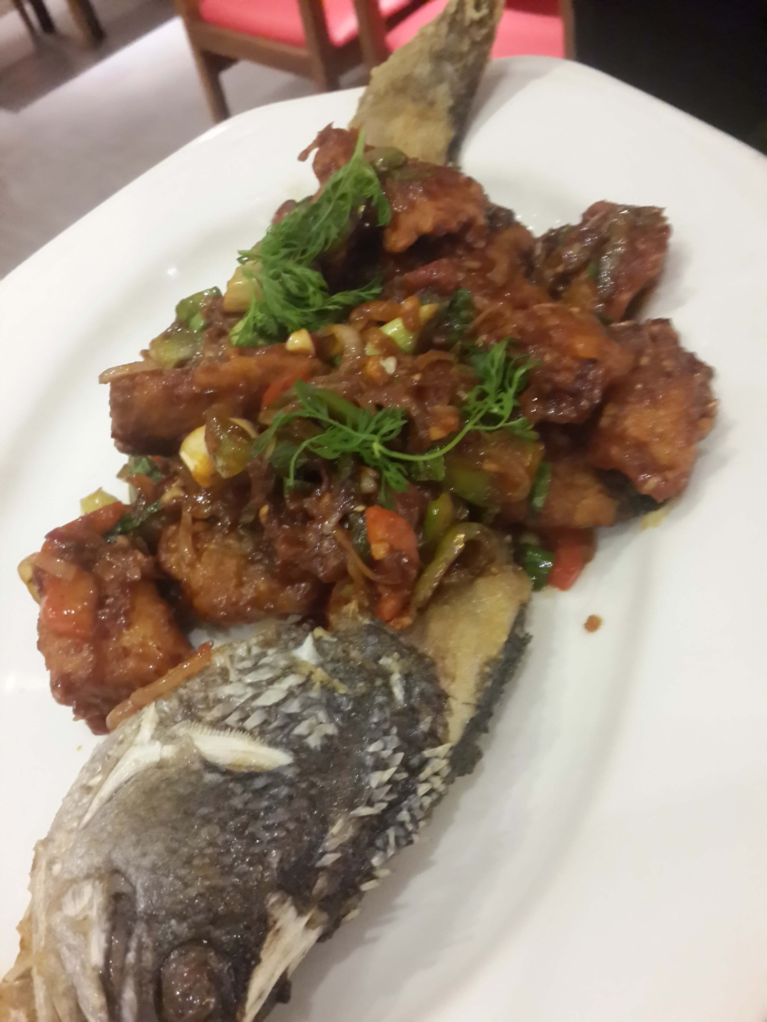 Review Mainland China Asia Kitchen TFG Rashmi Uday Singh