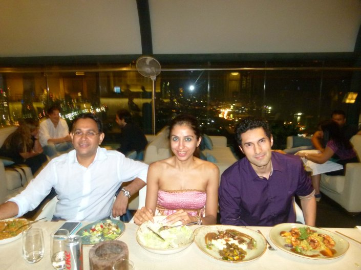 Saket sethi, Shradha setalvad,Safdar Bandukwala raising the bar at ASILO