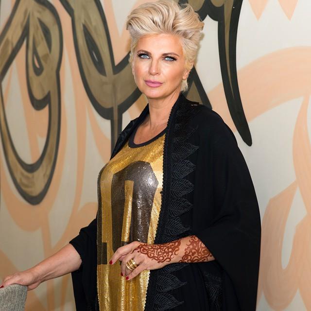 #Dubai's queen of #cuisine Chef Silvena Rowe epitomises the spirit of #mydubai