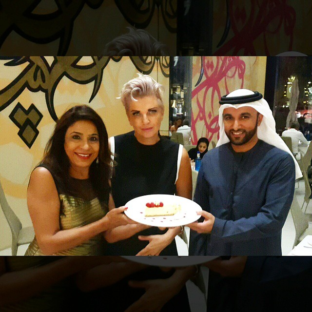 A new mindblowing progressive #Emirati #mydubai experience by Silvena Rowe