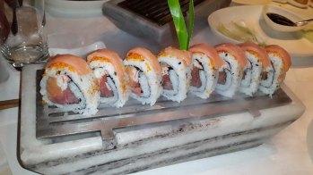 Sushi Rolls at Joss