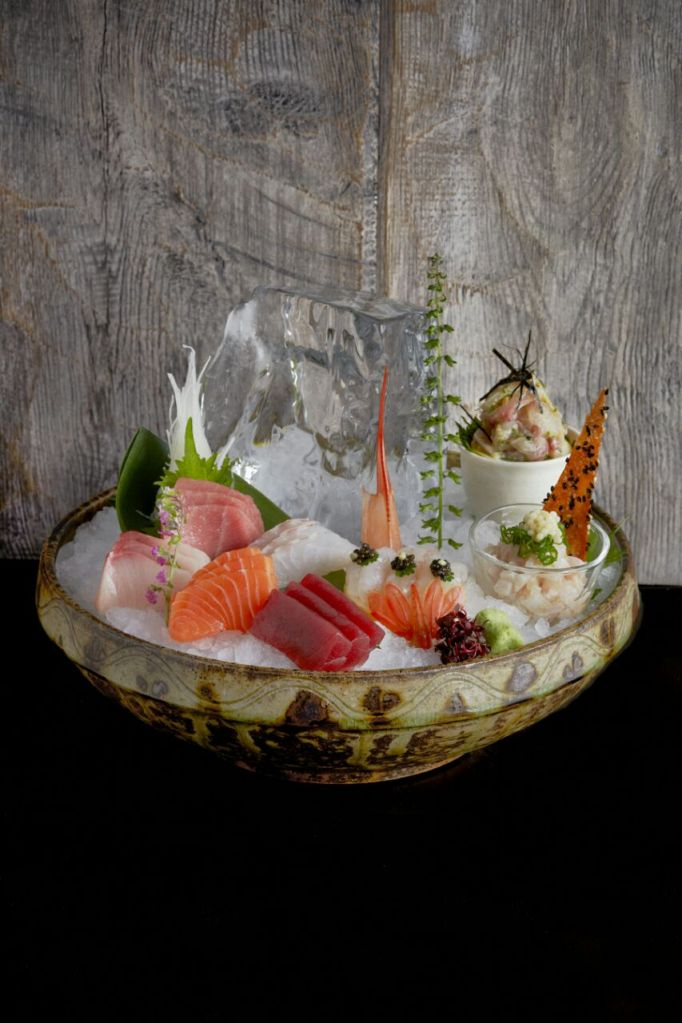 #sashimi lovers this way please...@rokamayfair #London