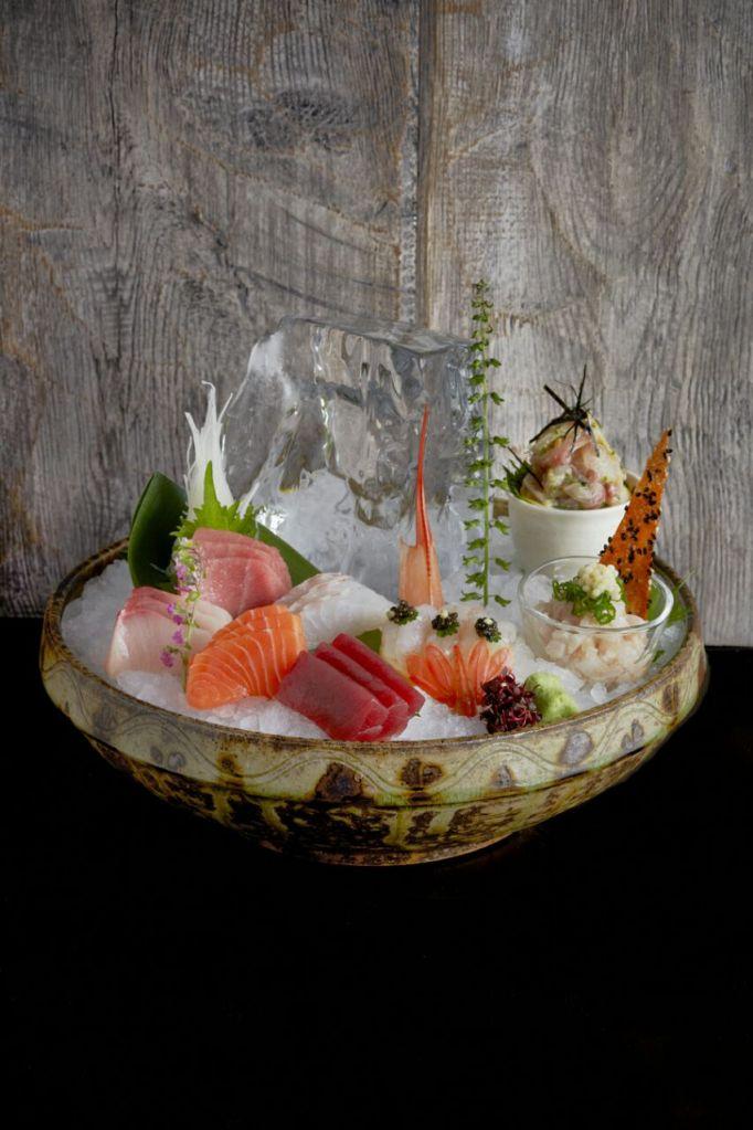 #sashimi lovers this way please...@rokamayfair #London