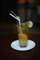 lemongrass iced tea
