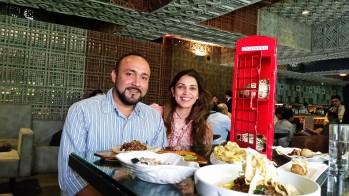 2 Farzi Cafe