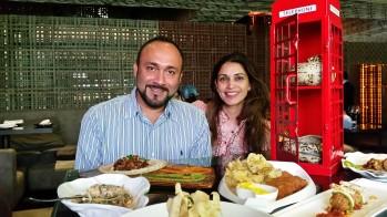 3 Farzi Cafe