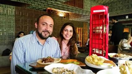 4 Farzi Cafe