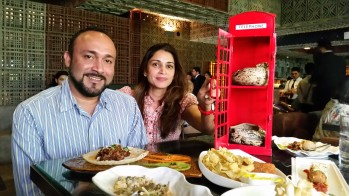 7 Farzi Cafe